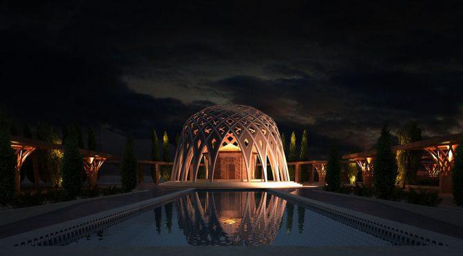 Professor Hessabi Monument & Cultural Center / Peyman Es'haghi, Amin Molazadeh