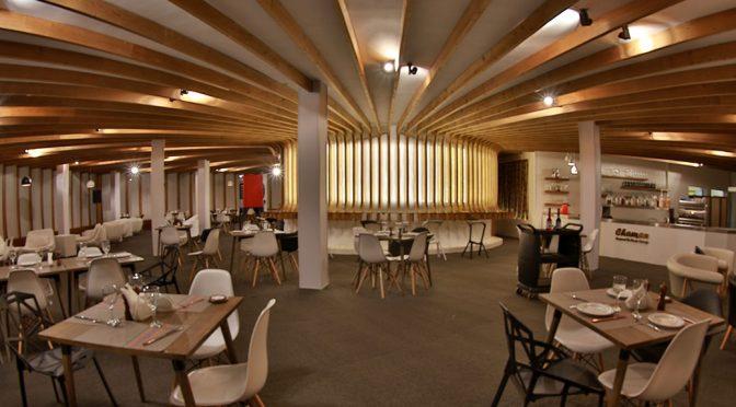 Dizin Ski Resort's Chaman Restaurant Renovation / Mojtaba Davami, Mahda Jafarifar