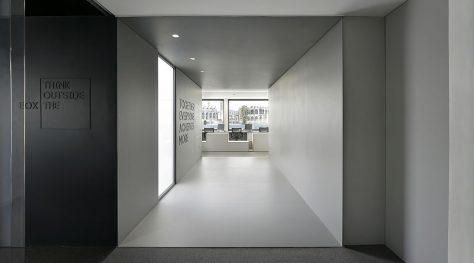 Fantoni Headquarters Office / Samaneh Ghasempour, Amir Ghasempour