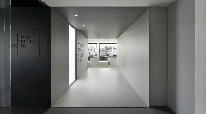 Fantoni Headquarters Office / Samaneh Ghasempour, Amir Ghasempour