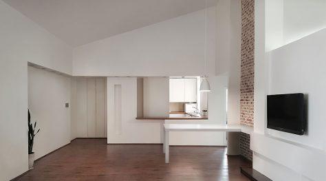 Bemani Apartment / Roza Bemani