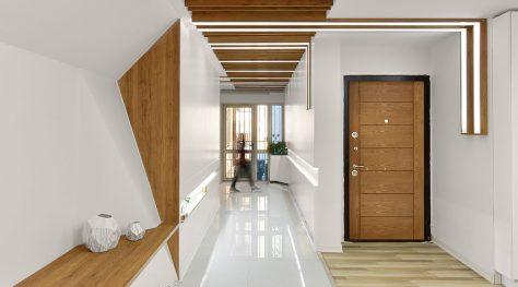 Captain Office Renovation / Bahare Mohamadzade, Alireza Sedghi