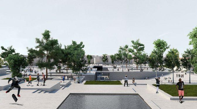 Alvand City Center Regeneration / Hamidreza Gozariyan