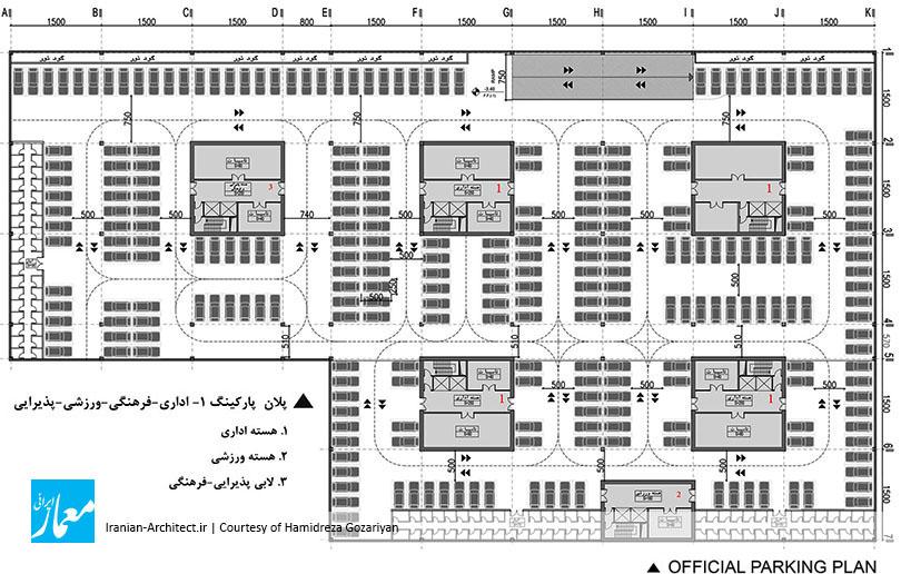 بازآفرینی مرکز شهر الوند / حمیدرضا گذریان