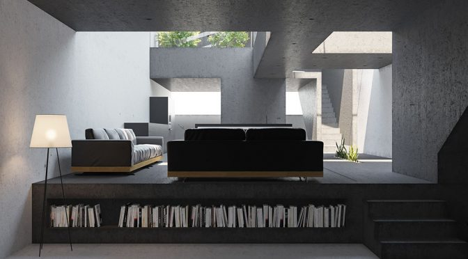 Dolce Vita House / Nima Nian, Mohammad Beiglari