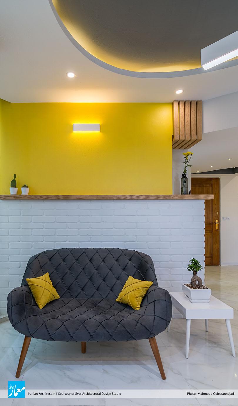 مطب دندانپزشکی و آتلیه معماری دو خواهر / استودیوی طراحی معماری ژیوار