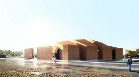 Golshahr Mosque & Plaza / LP2 Architecture Studio