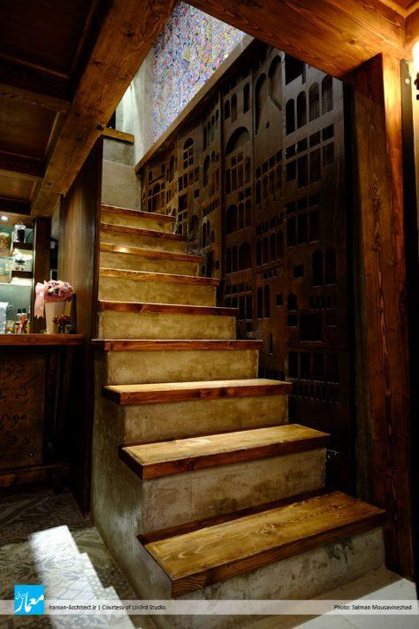 کافه دیور (خانه نوشیدنی ایرانی) / دفتر معماری خط سوم