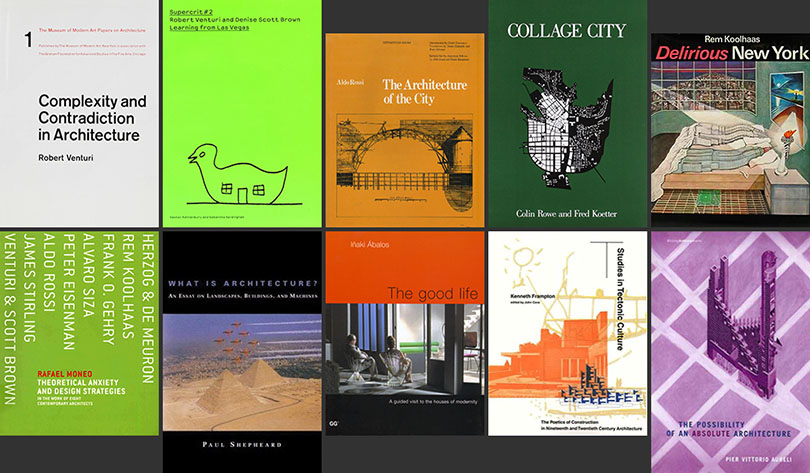 The 10 books every architect should read / Arash Basirat