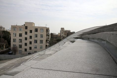 مسجد ولیعصر / رضا دانشمیر، کاترین اسپریدونف