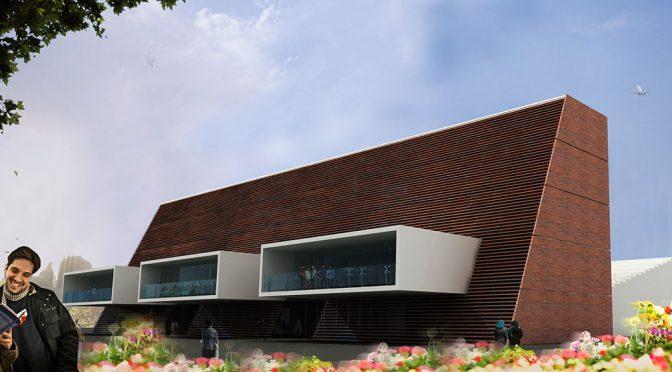 Aseman Foundation Cultural Center / Haleh Arefi Laleh