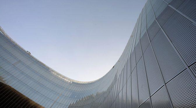 Arg Shopping Mall / Arsh 4D Studio