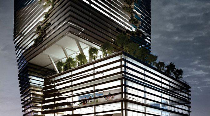 Samsung Trade Center / Nima Mokary & Associates