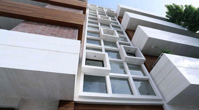 Apartment No. 2 / Shaar Office