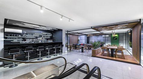 Minus 1 Cafe & Restaurant / OJAN Design Studio