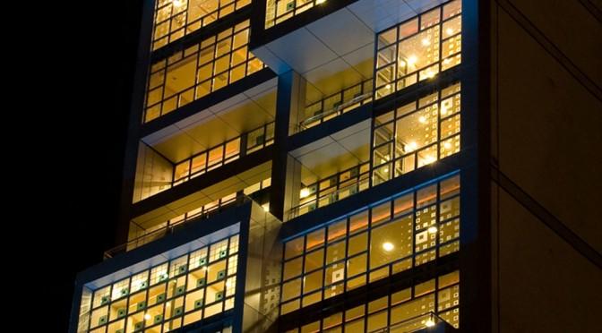 Shahkaram Building / Hooba Design