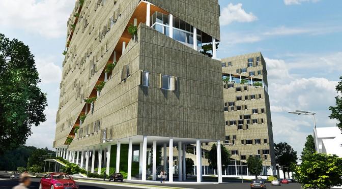 Namakabroud Residential Complex / espAr Studio