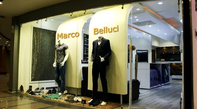 Marco Bellucci Boutique / Mustafa Azari