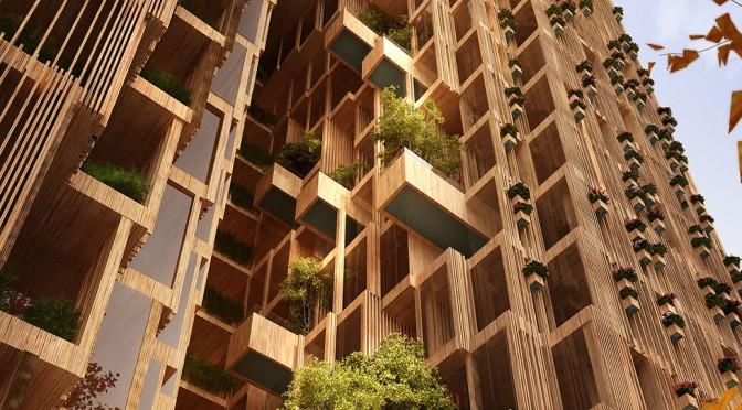 Shar Residential Complex / Hooba Design