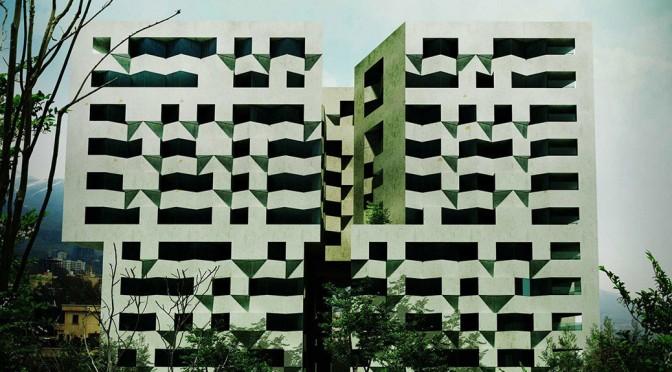 Shar Residential Complex / ZAV Design & Build + ARAD Office