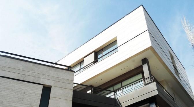 Kouhpayeh Villa / Line Architecture Office