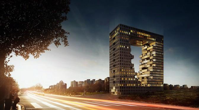 Vandad Ecologic Tower / ZAAD Studio + Challenge Studio