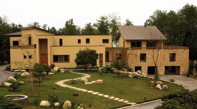 Khalili Family Garden / Sohrab Rafat