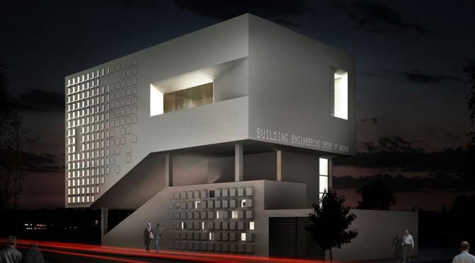 Headquarters of Buin Zahra Construction Engineering Organization / Nima Mokary & Associates