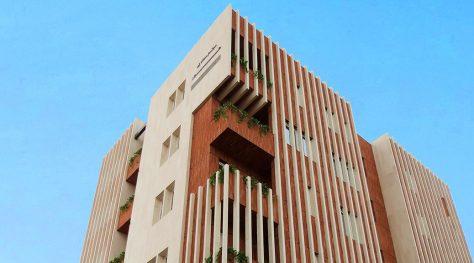 Hoor Residential Building / Afshin Khosravian