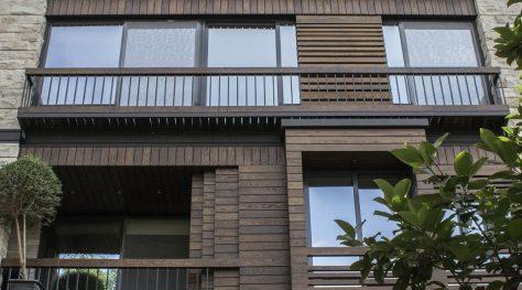 Shahrab Residential Building / Amin Agha-Ebrahimi