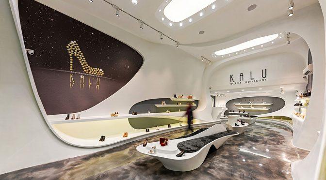 Kalu Bag & Shoe Store Renovation / Hasht Architects