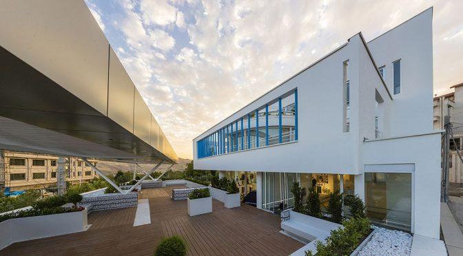 Lavasan BMW Center / DYBAN International