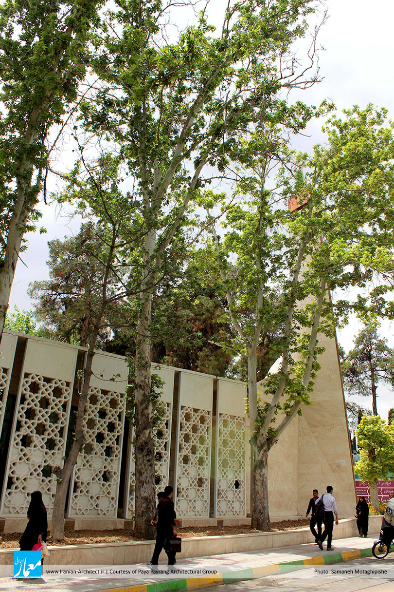 مسجد محمد رسولالله (ص) / گروه معماری پایا پیرنگ