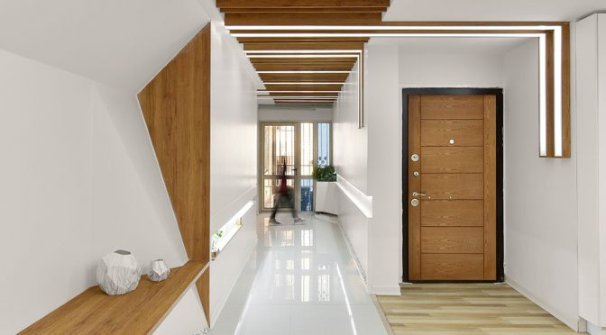 Captain Office Renovation / Bahare Mohamadzade, Alireza Sedghi