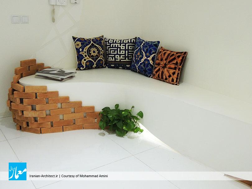 استودیو معماری آسو / محمد امینی