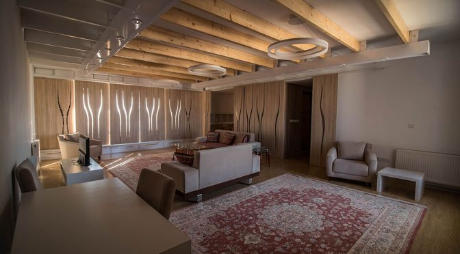Hafez Residential Apartment / Raouf Qasemi