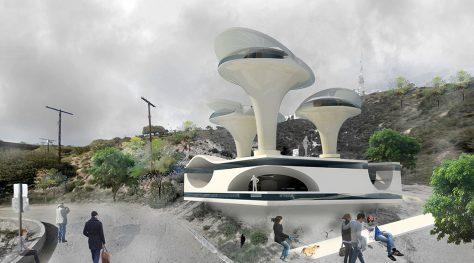 The Last House on Mulholland / Raouf Qasemi, Shirin Sadat Ziaei
