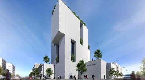 Bris Commercial & Office Building / Ahmad Saffar